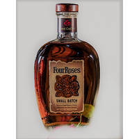 Four Roses Small Batch Straight Bourbon Whiskey ABV: 45% 750 mL