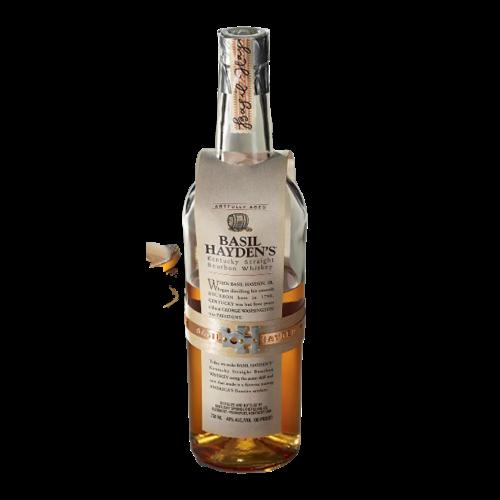 Basil Hayden's Kentucky Straight Bourbon Whiskey ABV: 40% 750 mL