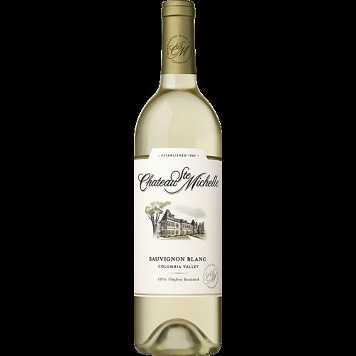 Château Sainte Michelle Columbia Valley 2016 Sauvignon Blanc ABV: 13% 750 mL