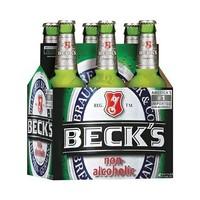 Beck's Beer ABV: 5% Bottle 12 fl oz 6-Pack