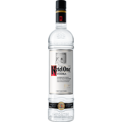 Ketel One Vodka ABV: 40%