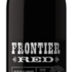 Frontier Red Central Coast Lot No. 91 ABV: 14.5% 750 mL