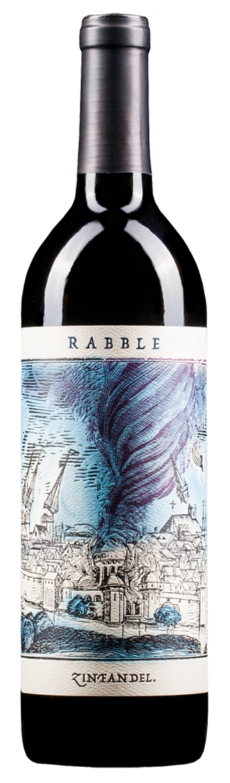 Rabble 2017 Zinfandel ABV: 14.5% 750 mL