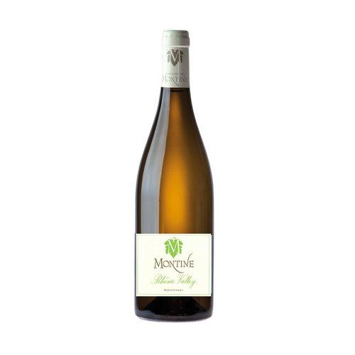 Montine Rhône Valley 2018 Grignan-Le-Adhemars Blanc ABV: 13% 750 mL