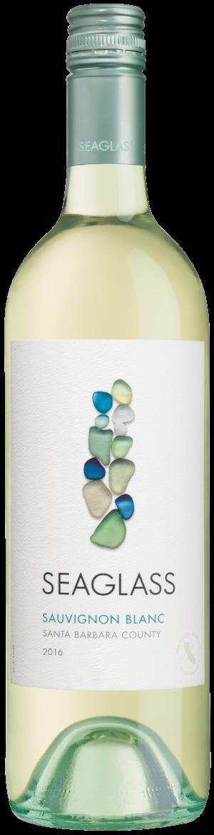 Seaglass Santa Barbara County 2018 Sauvignon Blanc ABV: 13.5% 187 mL
