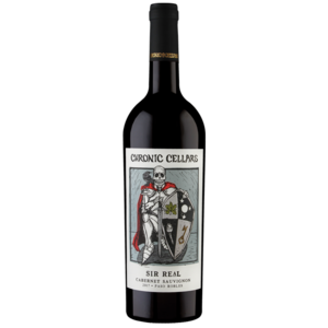 Chronic Cellars Sir Real Paso Robles 2017 Cabernet Sauvignon ABV: 14.2% 750 mL