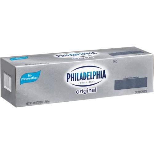 Kraft Philadlephia Cream Cheese 1 oz