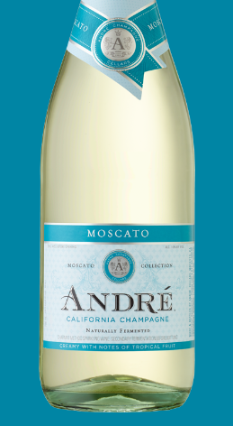 Andre Moscato ABV: 10% 750 mL