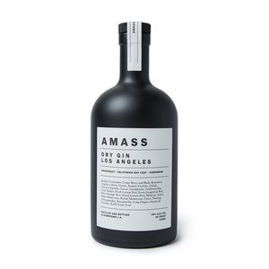Amass Dry Gin ABV: 45% 750 mL