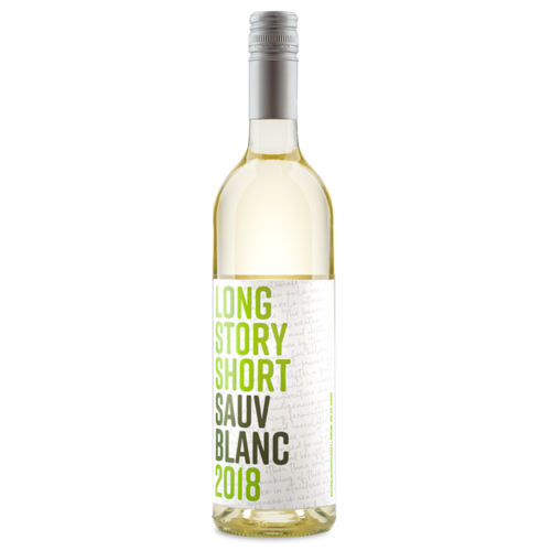 Long Story Short 2019 Sauvignon Blanc ABV: 12.5% 750 mL