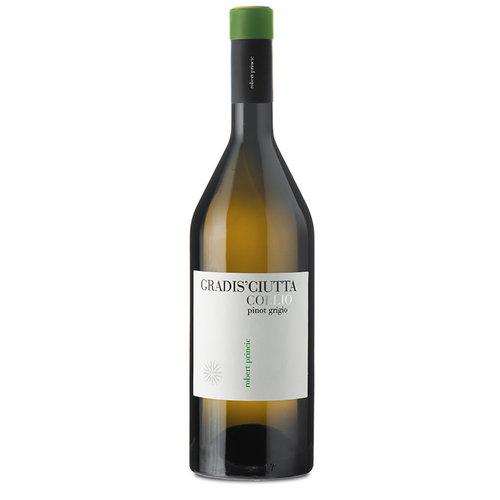 Gradis'ciutta Collio 2017 Pinot Grigio ABV: 13.5% 750 mL