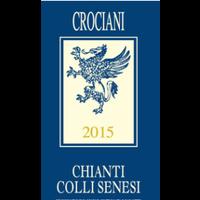 Crociani 2018 Chianti Colli Senesi ABV: 13.5% 750 mL