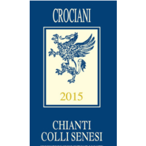 Crociani 2018 Chianti Colli Senesi ABV: 13.5% 750 mL