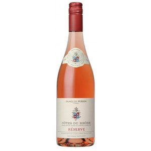 Famille Perrin Côtes du Rhône 2019 Rosé ABV: 13% 750 mL