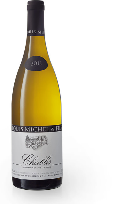 Louis Michel & Fils 2017 Chablis ABV: 12.5% 750 mL