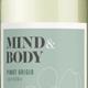 Mind & Body 2019 Pinot Grigio ABV: 8.5% 750 mL