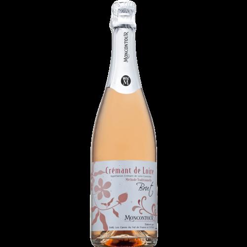 Moncoutour Cremant de Loire Brut ABV: 12% 750 mL
