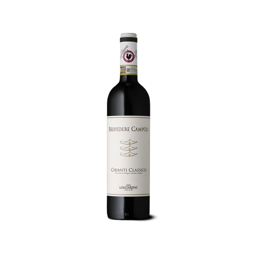 Belvedere Campóli 2015 Chianti Classico ABV: 14.5% 750 mL