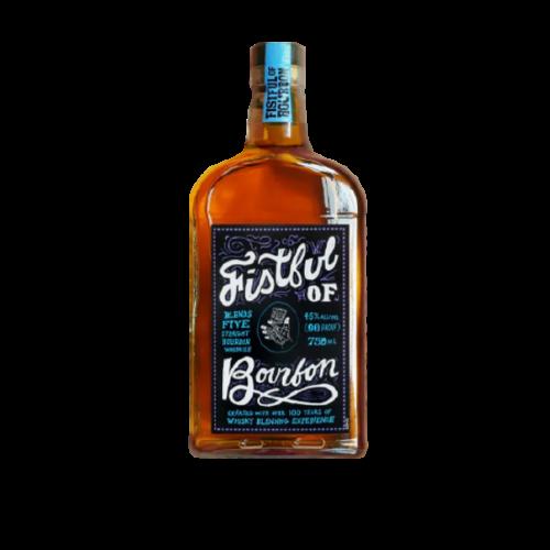 Fistful of Bourbon ABV: 45% 750 mL