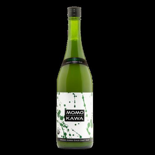 Momokawa Nigori Sake ABV: 16% 750 mL