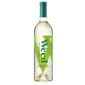 Weeds Cellars Central Coast 2018 Sauvignon Blanc ABV: 14% 750 mL