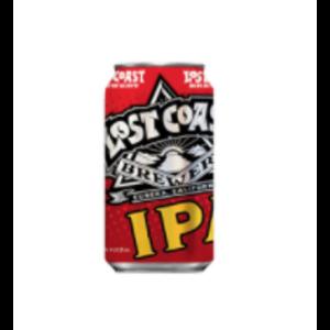 Lost Coast IPA ABV: 7% Can 12 fl oz 12-Pack