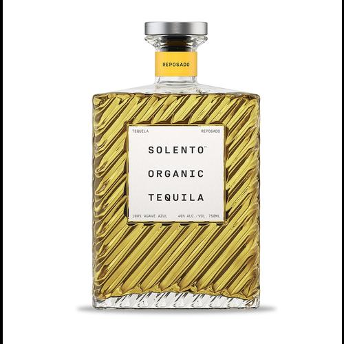 Solento Organic Tequila Reposado ABV: 40% 750 mL