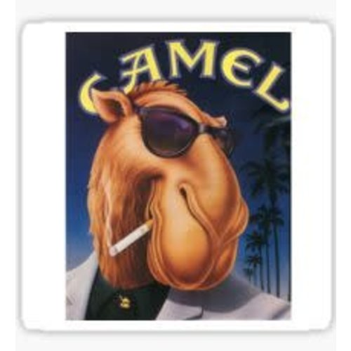 Camel Blue 89 King Regular