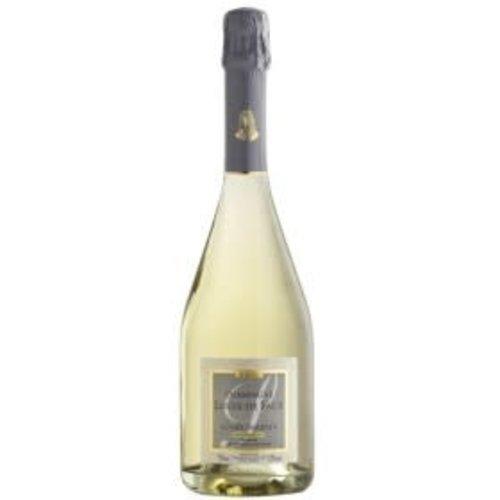 Louis de Sacy Inédite Champagne Blanc de Blancs ABV: 12% 750 mL