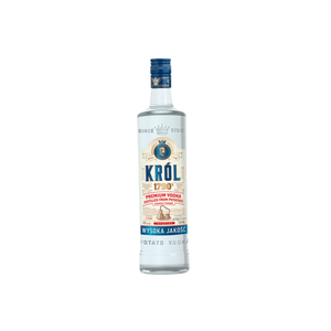 Krol Premium Vodka ABV: 40% 750 mL