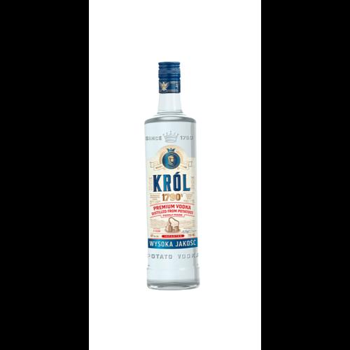 Krol Premium Vodka ABV: 40% 750 mL