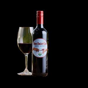 Our Daily Cab 2019 Cabernet Sauvignon ABV: 12.5% 750 mL