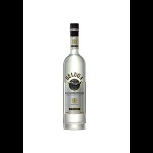 Beluga Vodka ABV: 40% 750 mL