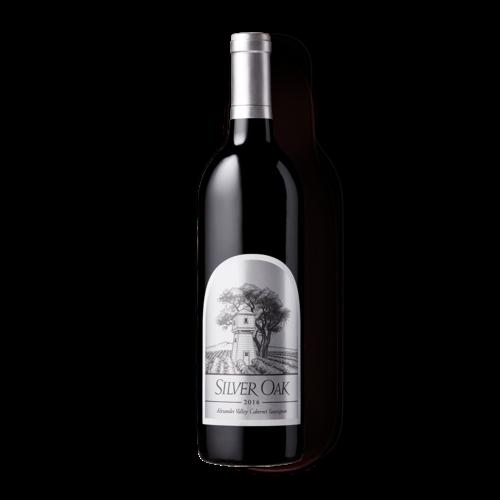Silver Oak 2016 Alexander Valley Cabernet Sauvignon ABV: 13.9% 750 mL