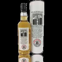 Kilkerran 8 Years Single Malt Scotch Whiskey ABV: 56.5% 750 mL