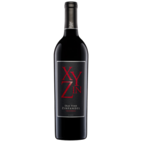 XY Zin 2017 Old Vine Zinfandel ABV: 14.5% 750 mL