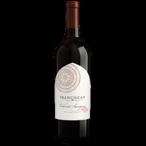 Franciscan Monterey 2018 Cabernet Sauvignon ABV: 14.5% 750 mL