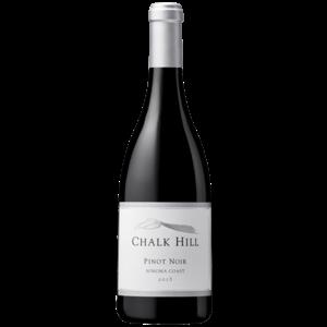 Chalk Hill Sonoma Coast 2017 Pinot Noir ABV: 14.4% 750 mL