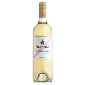 Brander Los Olivos 2018 Sauvignon Blanc ABV: 13.5% 750 mL