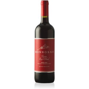 Monrosso Tuscan 2016 Red Blend ABV: 13.5% 750 mL