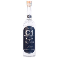 Tequila G4 Blanco ABV: 405 750 mL