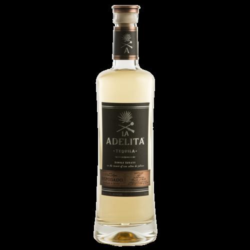 La Adelita Tequila Reposado ABV: 40% 750 mL