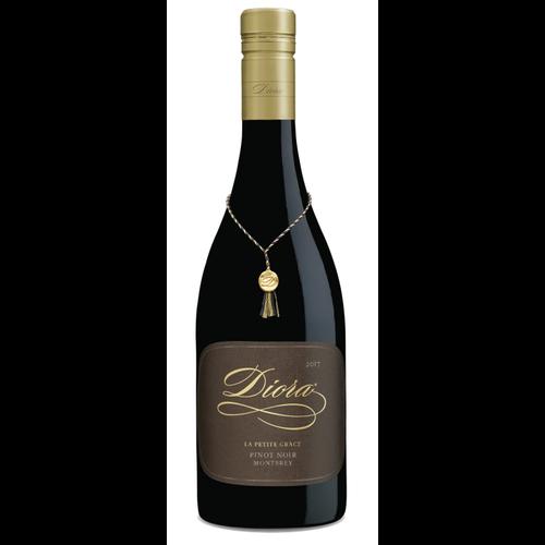 """Diora """"La Petite Grace"""" Monterey County 2018 Pinot Noir ABV: 14.5% 750 mL"""