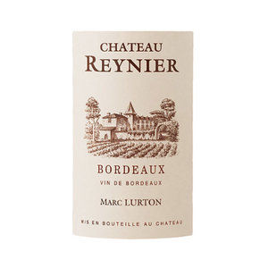 Chateau Reynier 2016 Bordeaux Superier ABV: 12.5% 750 mL