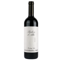 Massolino 2018 Barbera d'Alba ABV: 14.5% 750 mL