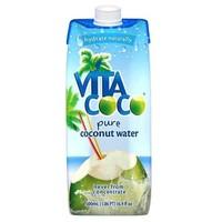 Vita Coco Pure Coconut Water Regular 17 fl oz