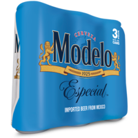Modelo Especial ABV: 4.4% Can 24 fl oz 3-Pack