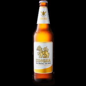 Singha Original Thai Lager ABV: 5% Bottle 12 fl oz 6-Pack