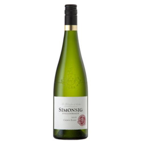 Simonsig Stellenbosch 2018 Chenin Blanc ABV: 13.5% 750 mL