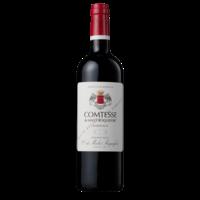 Comtesse de Malet Roquefort 2018 Bordeaux ABV: 14.5% 750 mL